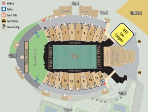 Law Tailgate Map